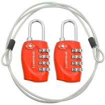 Luggage Lock Long Cable