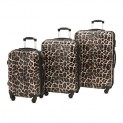 Best Animal Print Luggage Set