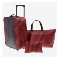 Best 3-Piece Gingham Trolley Set