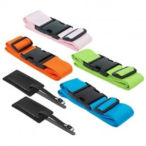 Luggage Tags And Straps