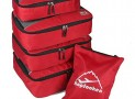 Luggage Organizer Red