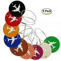 Luggage Tags Round