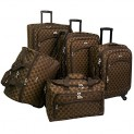 Luggage Sets 5 Piece Spinner