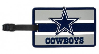 Dallas Cowboys Luggage Tag