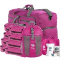 Best Luggage Bags For Travel Pink