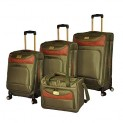 Luggage Sets 4 Piece Spinner
