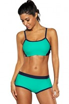 Sports 2 Piece Swimsuits For Women