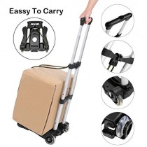 Best Luggage Cart On Wheels