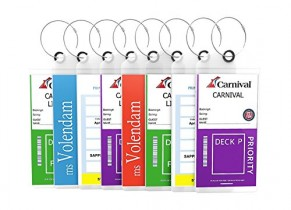 Luggage Tags For Cruise Ships