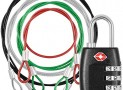 Luggage Lock Kit