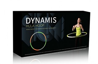 Best Dynamis Fat Burning Weighted Hula Hoop