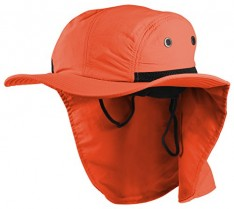 Best Orange Hunting Caps with Ear Flaps