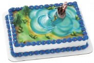 Fishing Cake Decorations