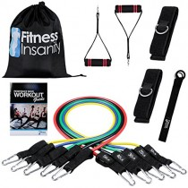 Best Fitness Insanity Resistance Bands