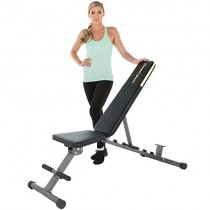 Best Fitness Reality 1000 Super Max Adjustable Weight Bench, 800 Lbs