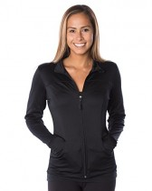 Exercise Zip Up Jackets For Women