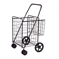 Best Luggage Cart Swivel Wheels