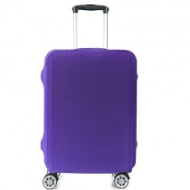 Best Luggage Cover Protector Purple