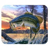 Fishing Mouse Pad
