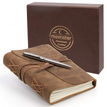 Best Leather Hunting Journals