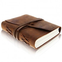 Leather Bound Hunting Journal