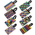 Luggage Tags Set Of 8