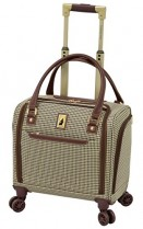 Best London Fog Houndstooth Luggage Set