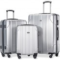 Luggage Sets Hard Shell Spinner Wheels