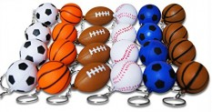 Sports Keychains For Kids
