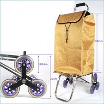 Best Luggage Cart Gold