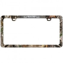 Realtree License Plate Frames