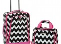 Best Chevron Luggage