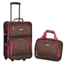 Best Luggage For Women Pink