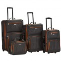 Best Rockland Luggage 4 Pc Set