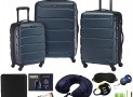 Best Samsonite Hardside 3 Piece Nested Set