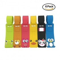 Luggage Tags Animals