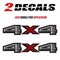 Best 4×4 Decals for Ford Trucks