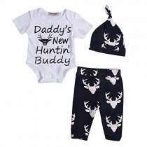 Hunting Onesies for Babies