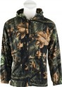 Hunting Zip Up Fleece