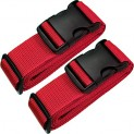 Luggage Strap Red