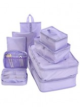 Luggage Organizer Purple