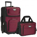 Best Travel Select Amsterdam Two Piece Carry on Luggage Set