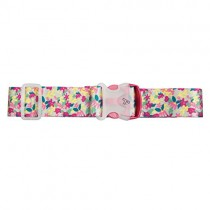 Luggage Strap Floral