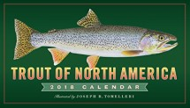 Fishing 2018 Wall Calendar