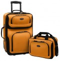 Best Luggage Carry On Yellow