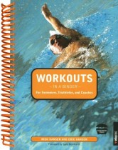 Swimming Workout Book