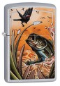 Fishing Zippo Lighter